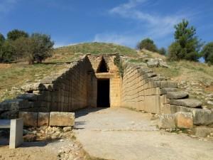 tombe Agamemnon